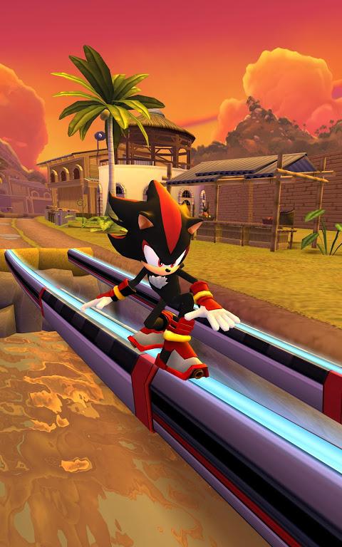 Sonic Dash 2: Sonic Boom 1.7.17 Screen 5
