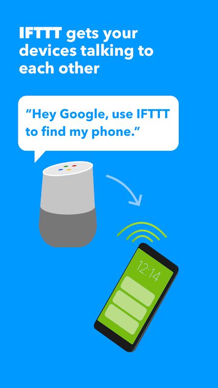 IFTTT 3.7.4 Screen 8
