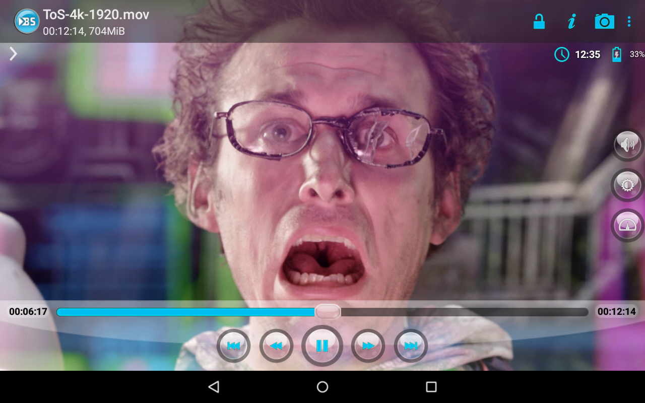 Android BSPlayer Screen 13