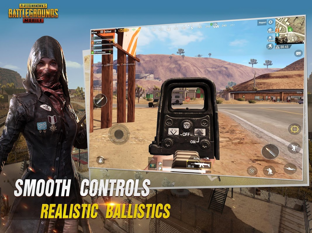 Android PUBG MOBILE Screen 10