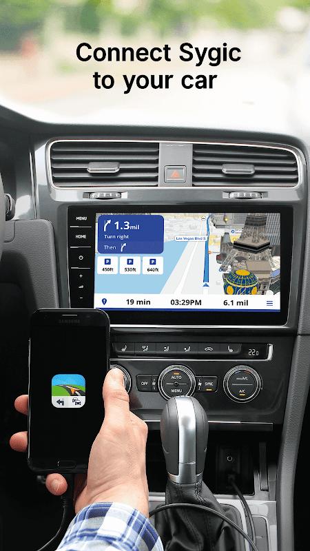 GPS Navigation & Maps Sygic 18.4.2 Screen 15