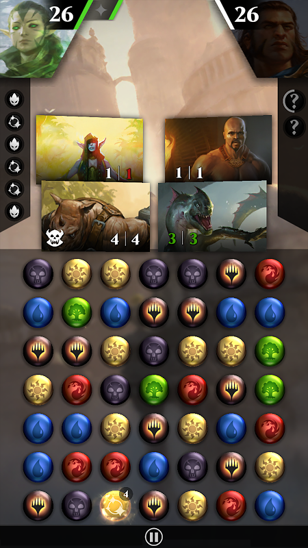 Magic the Gathering Puzzle Quest 1.0.1.4842 Screen 1