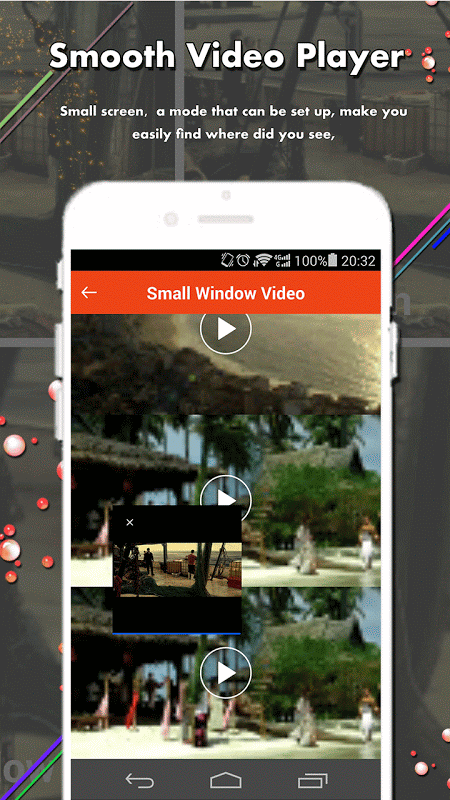 Smooth Video Player 6.0.0 Screen 2