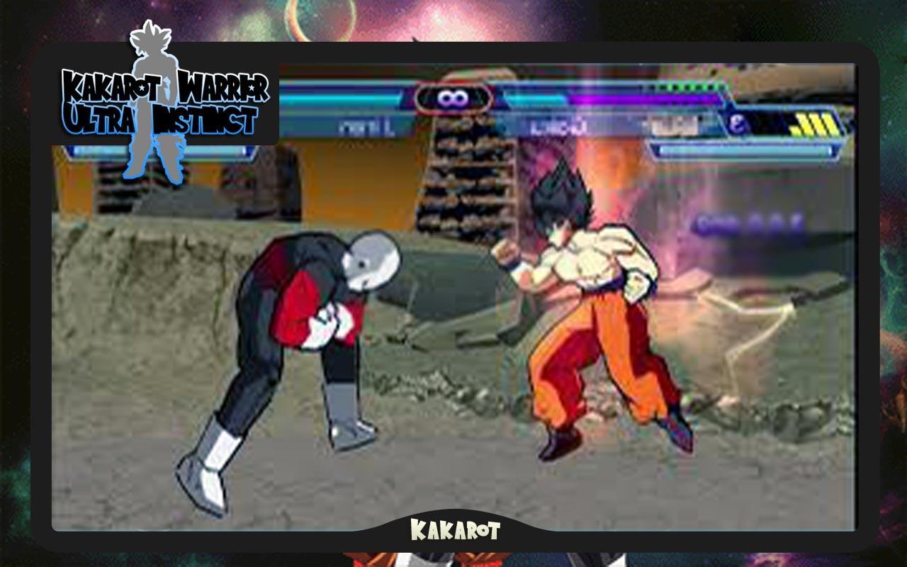 Super Kakarot Ultrat Instinct 2 1.0 Screen 1