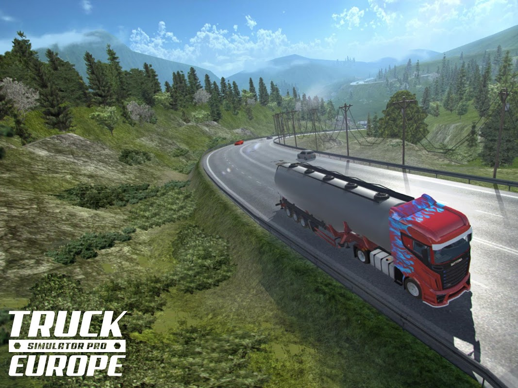 Truck Simulator PRO Europe 1.0 Screen 5