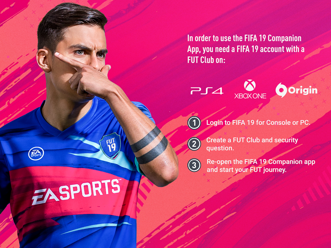 Android EA SPORTS™ FIFA 18 Companion Screen 6