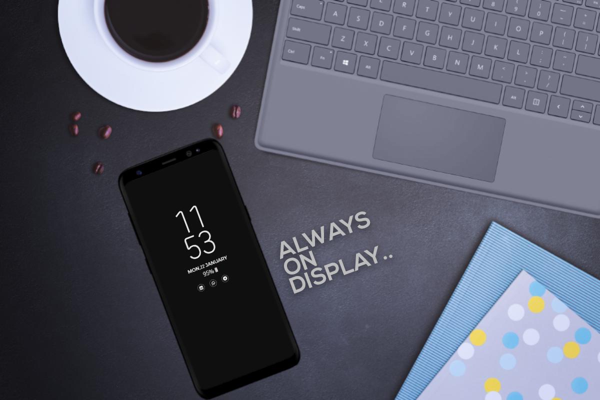 Always on Display - AMOLED 1.0.13 Screen 2