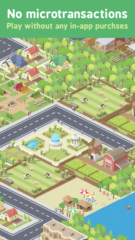 Pocket City 0.1.120 Screen 2