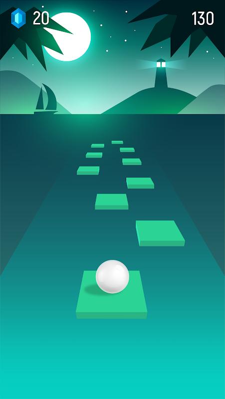 Tiles Hop: Forever Dancing Ball 2.7.1 Screen 3