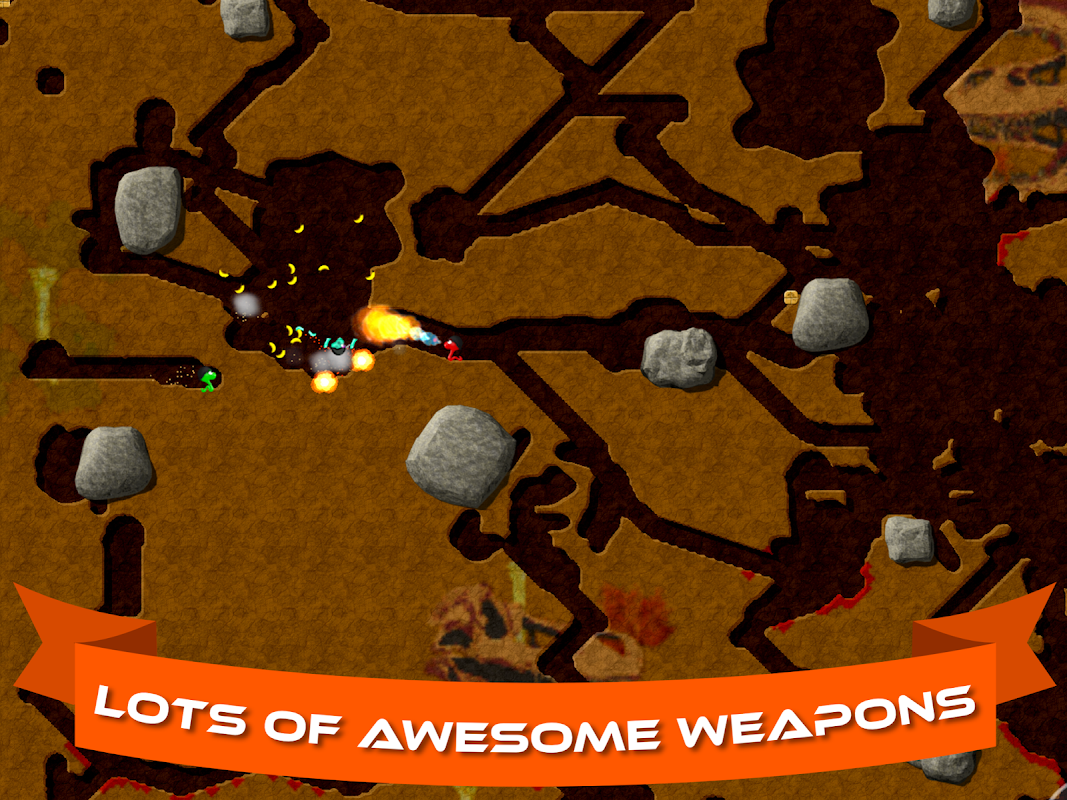 Android Annelids: Online battle Screen 11