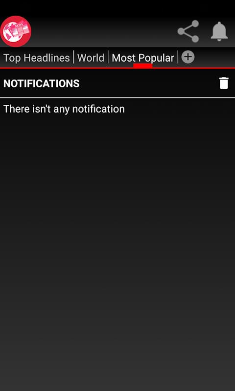Rss News 1.2.0 Screen 2