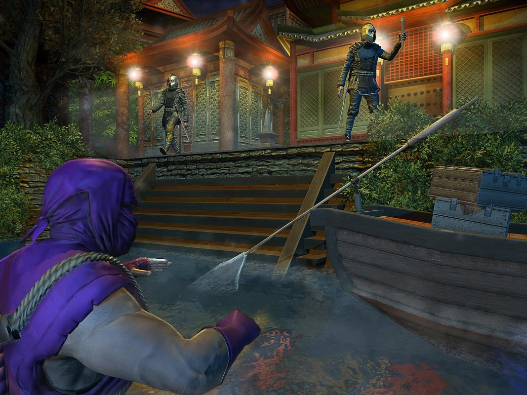 Ninja Fighting Spree 1.5 Screen 12