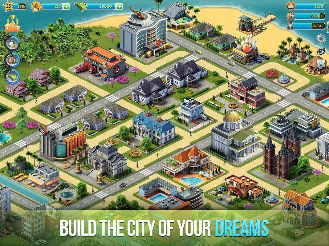 City Island 3 - Building Sim 2.5.3 Screen 8