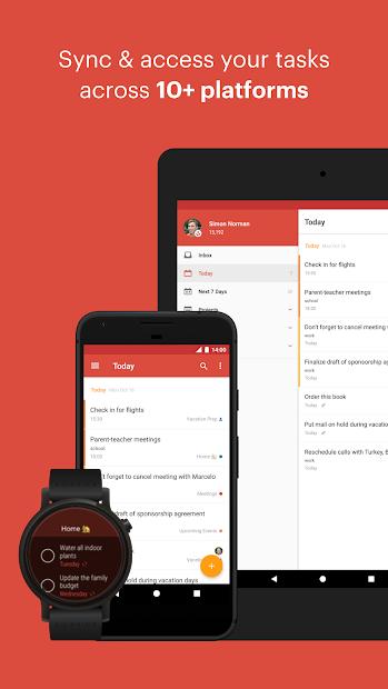 Todoist: To-do lists for task management & errands 14 1 0-beta APK