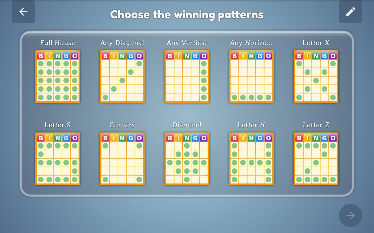 Bingo Set 1.3.0 Screen 9