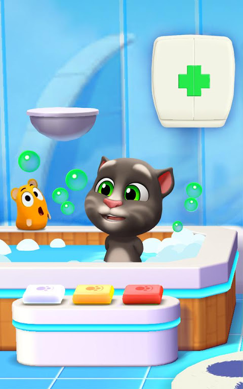 My Talking Tom 2 1.0.1337.1843 Screen 10