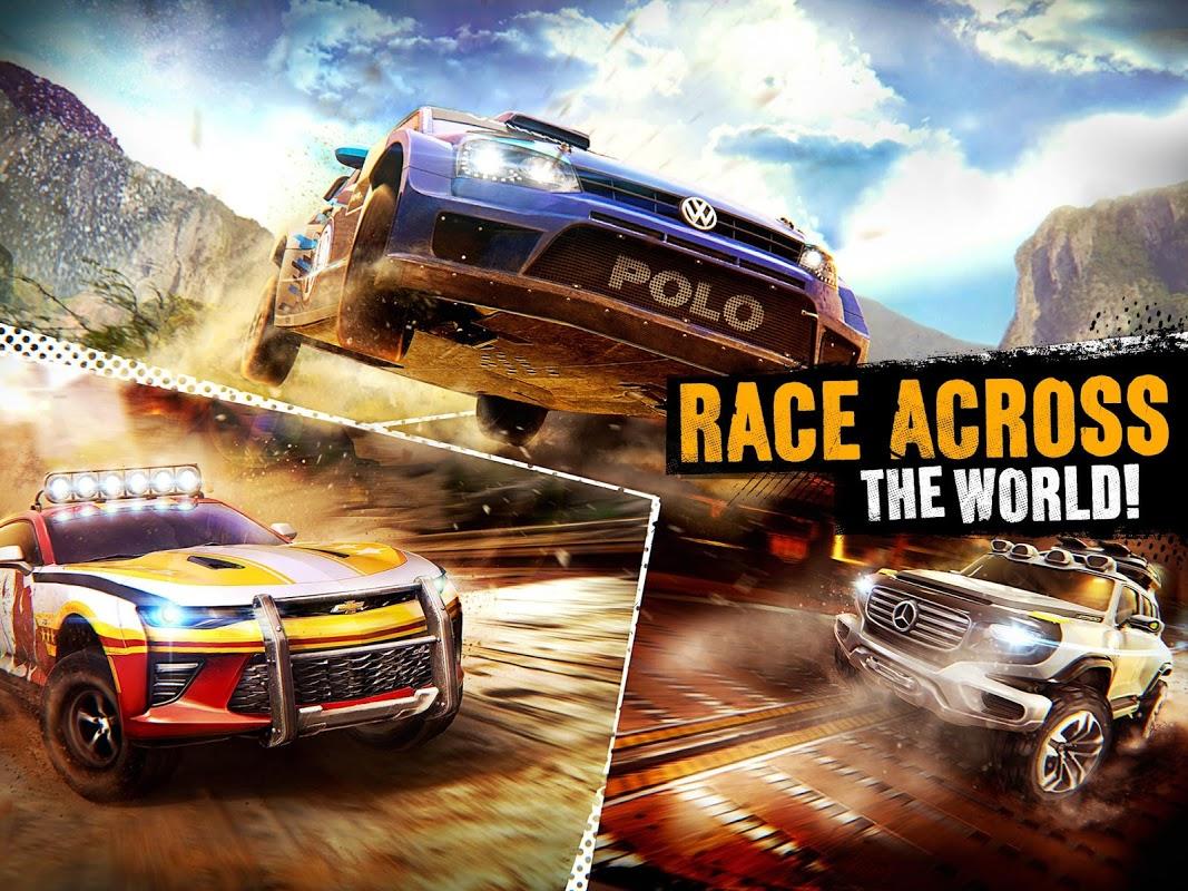 Asphalt Xtreme: Rally Racing 1.4.2i Screen 4