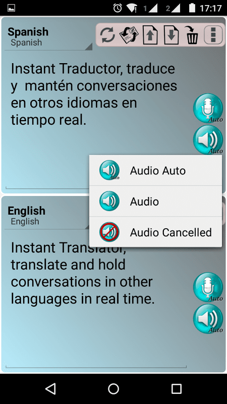Instant Traductor 9.0 Screen 6