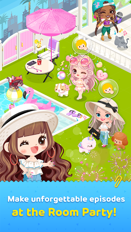LINE PLAY - Our Avatar World 6.4.0.0 Screen 2