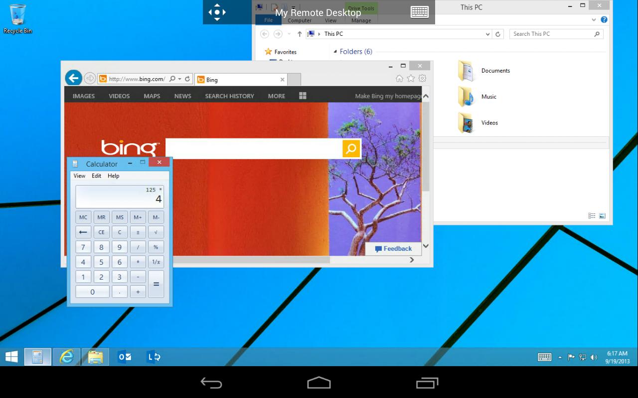Microsoft Remote Desktop 8.0.5.24406 Screen 10