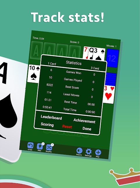 Solitaire 4.2.1 Screen 3