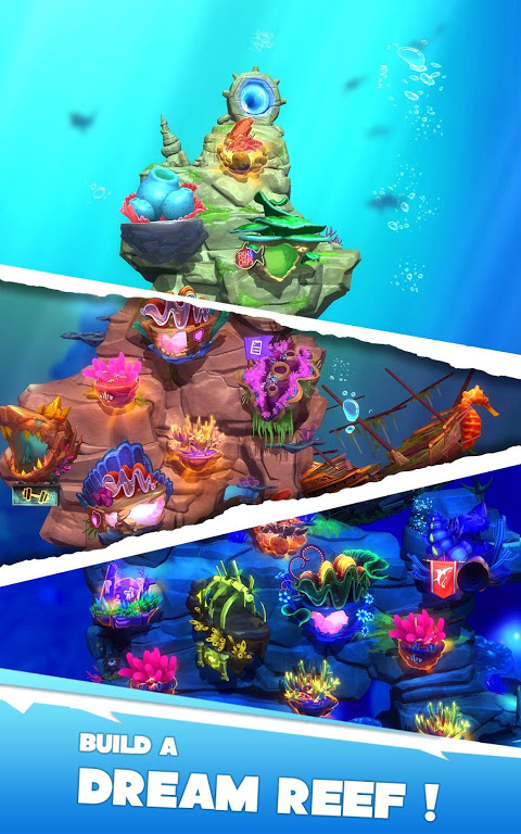 Android Hungry Shark Heroes Screen 19
