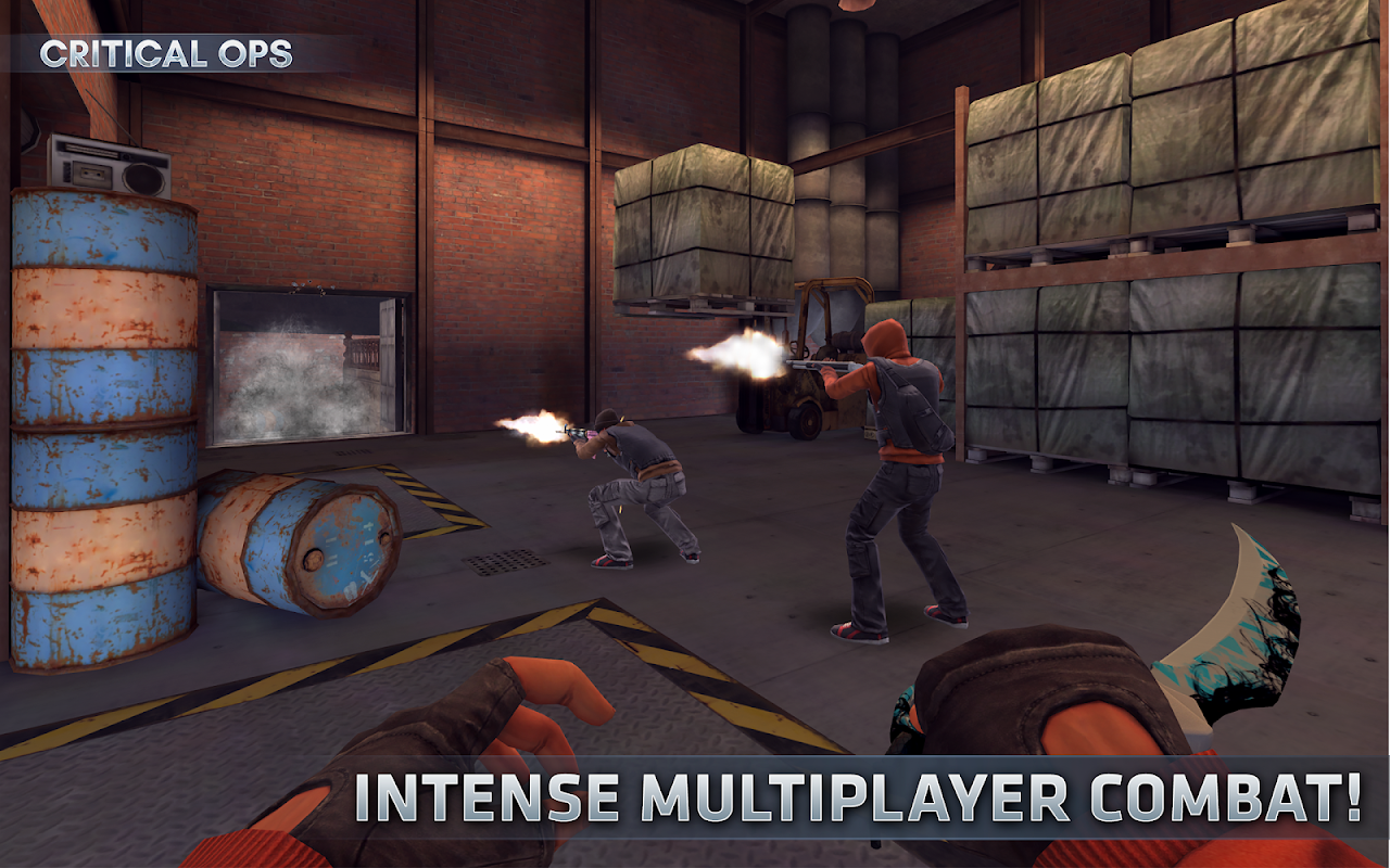 Android Critical Ops Screen 14