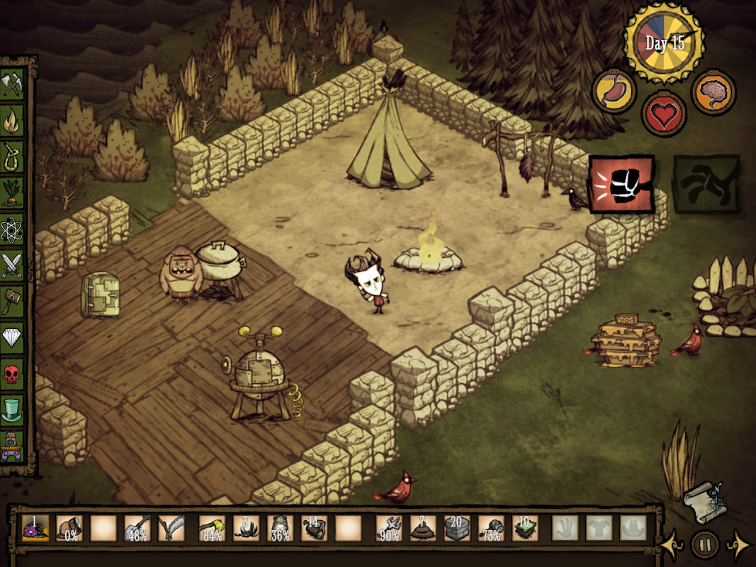 Don't Starve: Pocket Edition 1.07 Screen 7