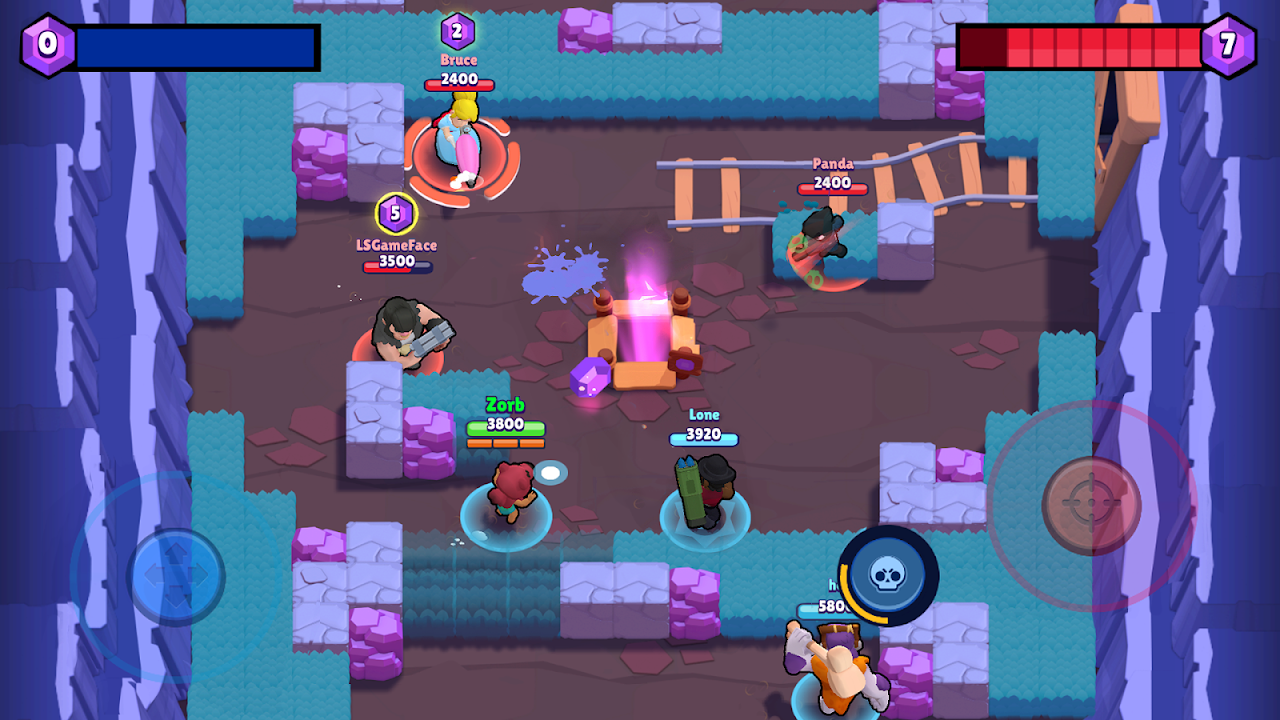 Brawl Stars 12.197 Screen 4