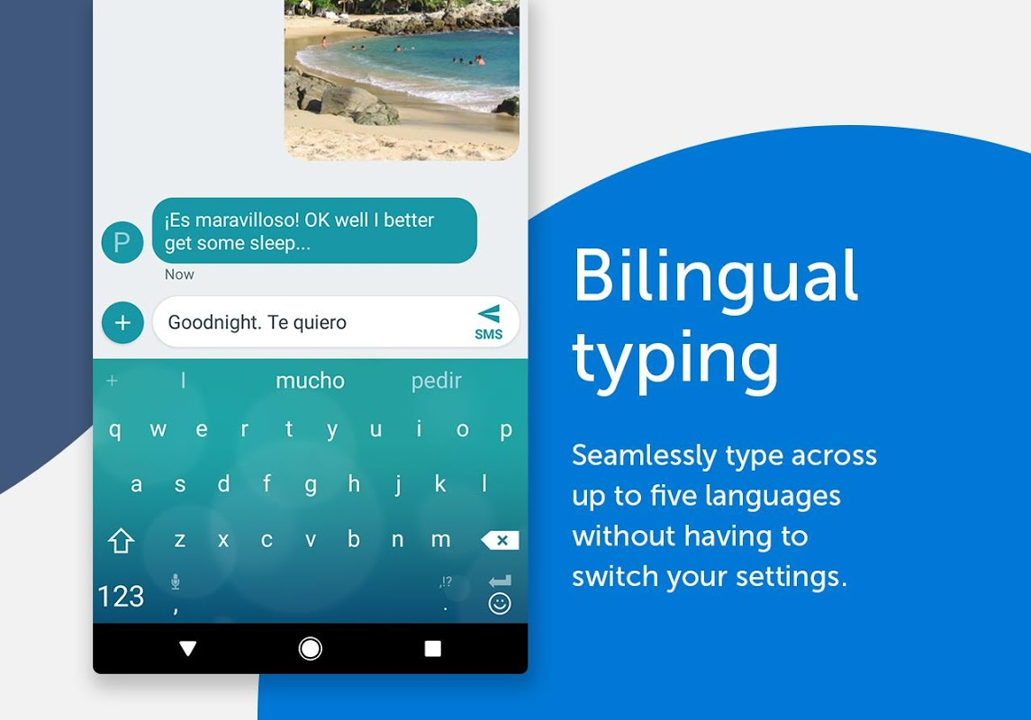 SwiftKey Keyboard 7.0.9.26 Screen 5