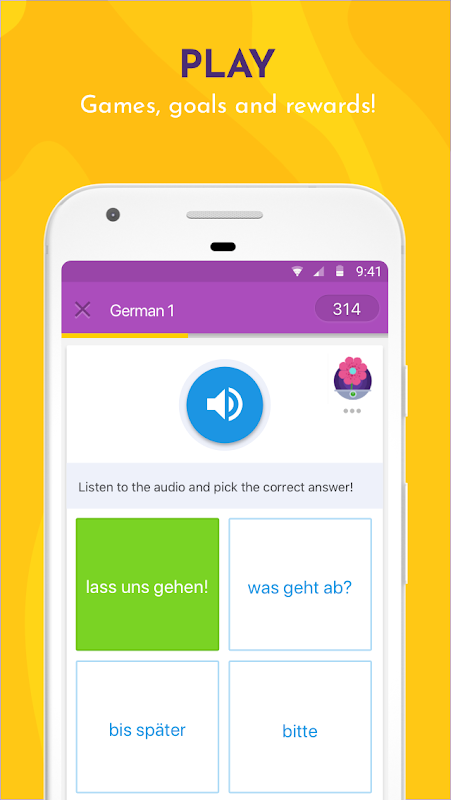 Learn Languages with Memrise 2.94_7591_beta Screen 2