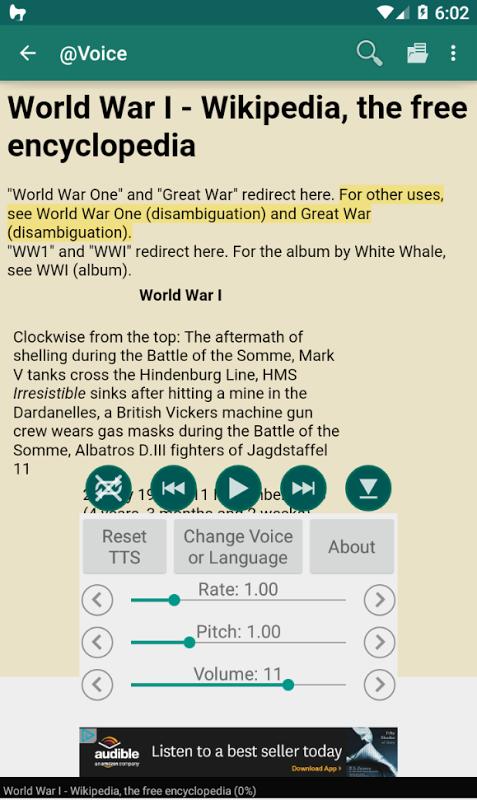 @Voice Aloud Reader 11.03.02 Screen 9
