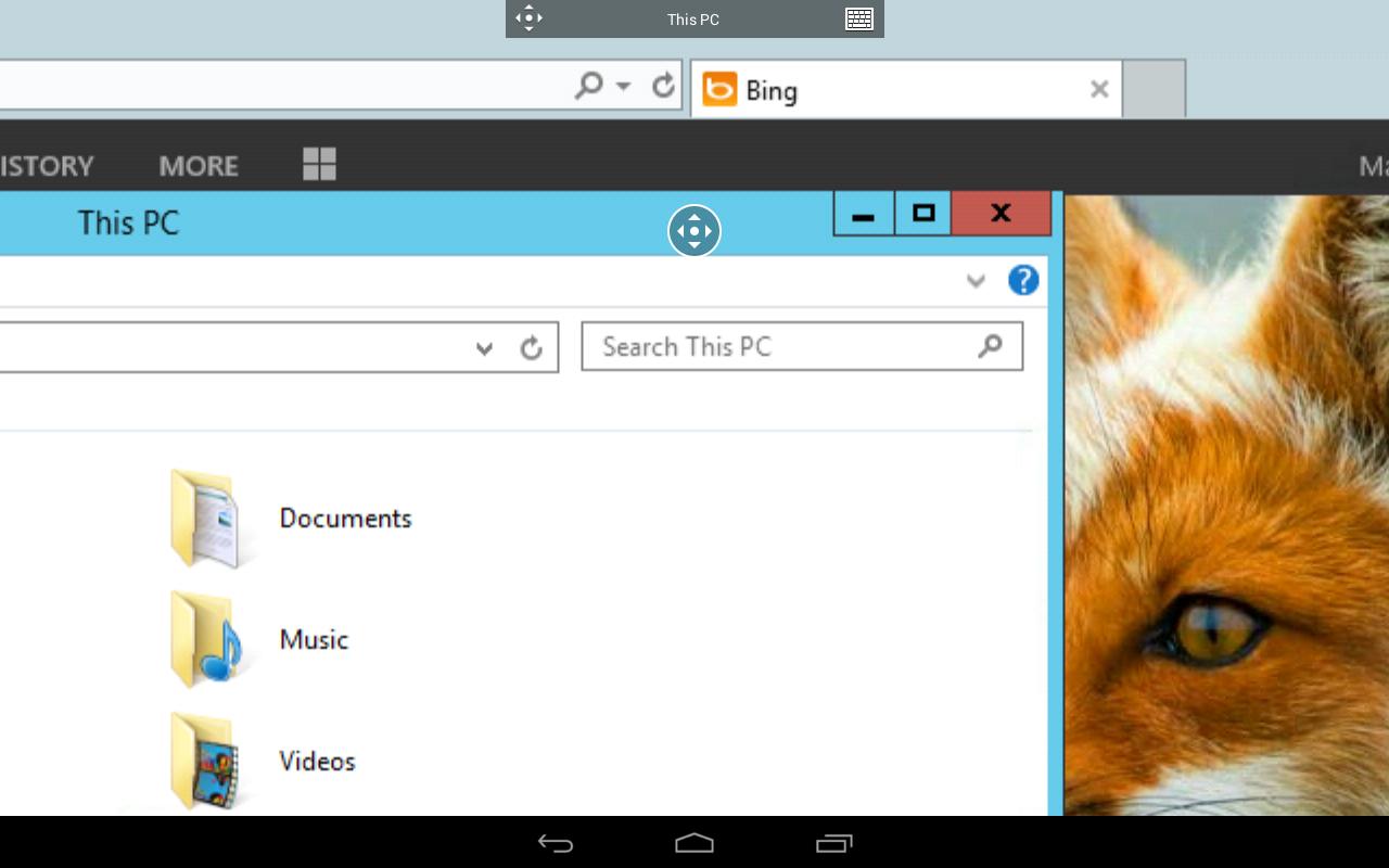 Microsoft Remote Desktop 8.0.5.24406 Screen 6