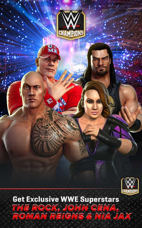 WWE Champions Free Puzzle RPG 0.306 Screen 20