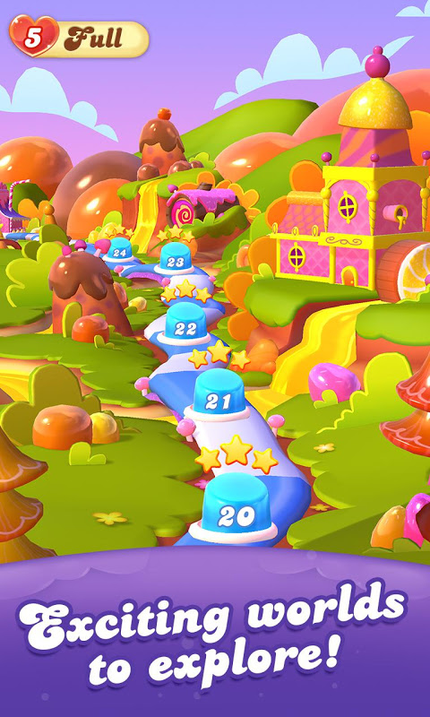 Candy Crush Friends Saga 1.18.10 Screen 4