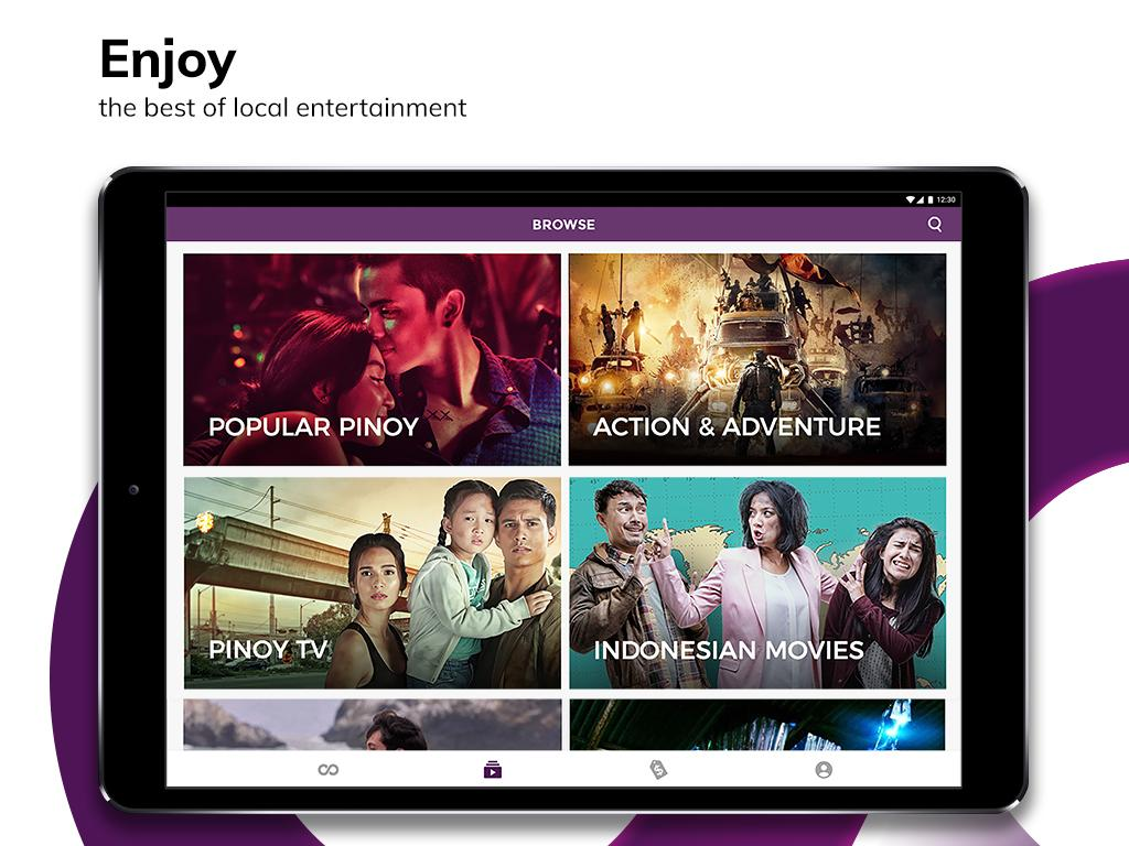 HOOQ - Stream & Watch Movies, TV Series & More 2.14.1-b705 Screen 10
