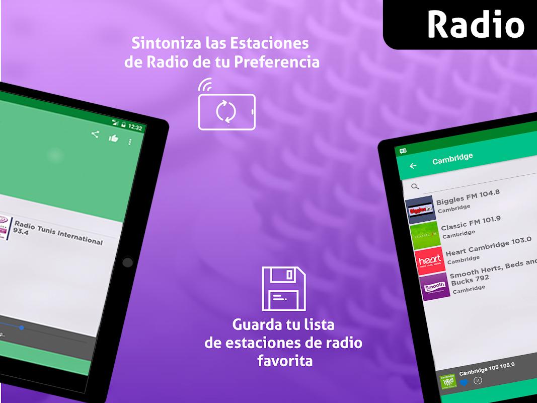 Android Free Ukraine Radio AM FM Screen 11
