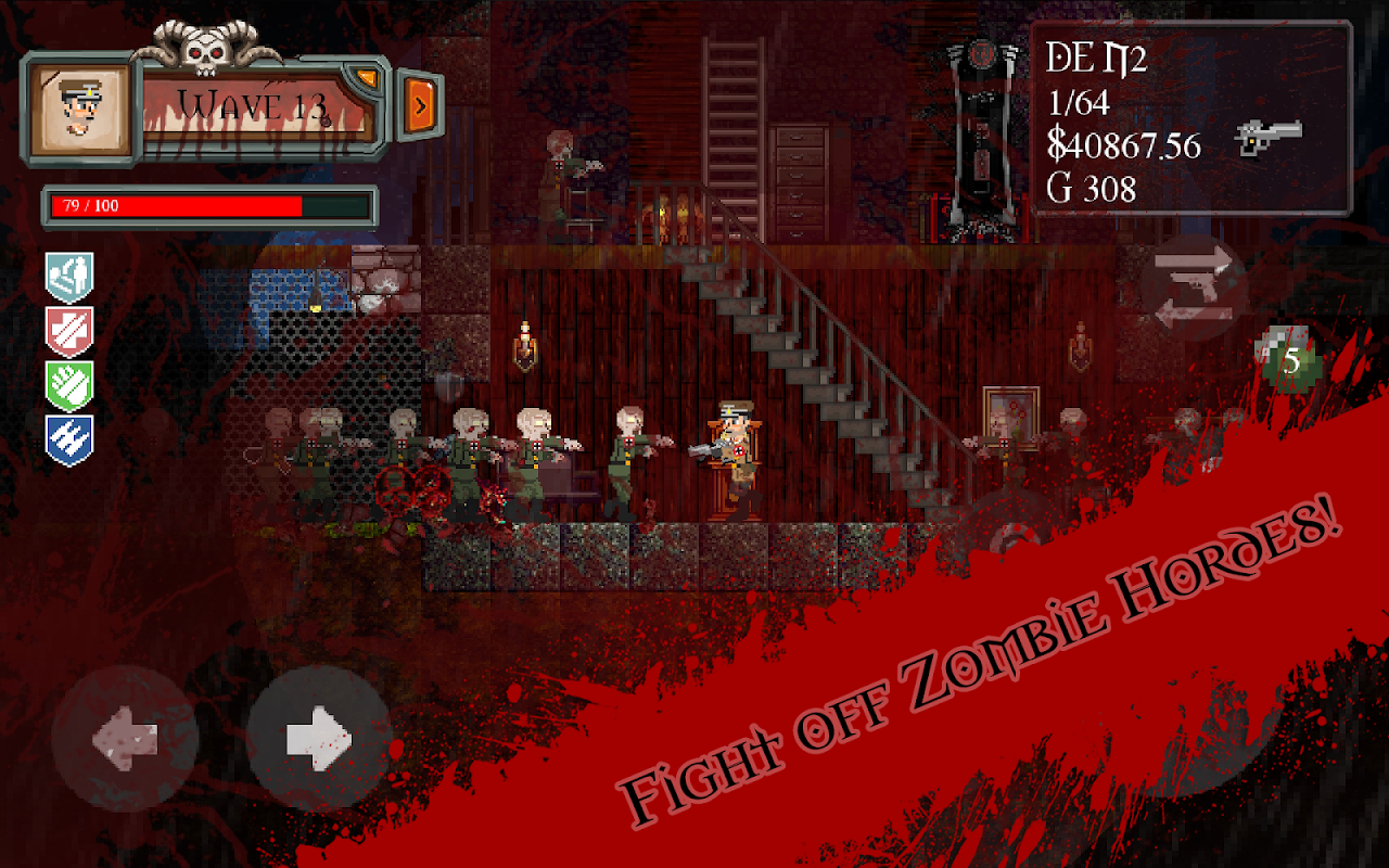 Android Dead Ops Zombies Reborn - Zombie Shooter Screen 4