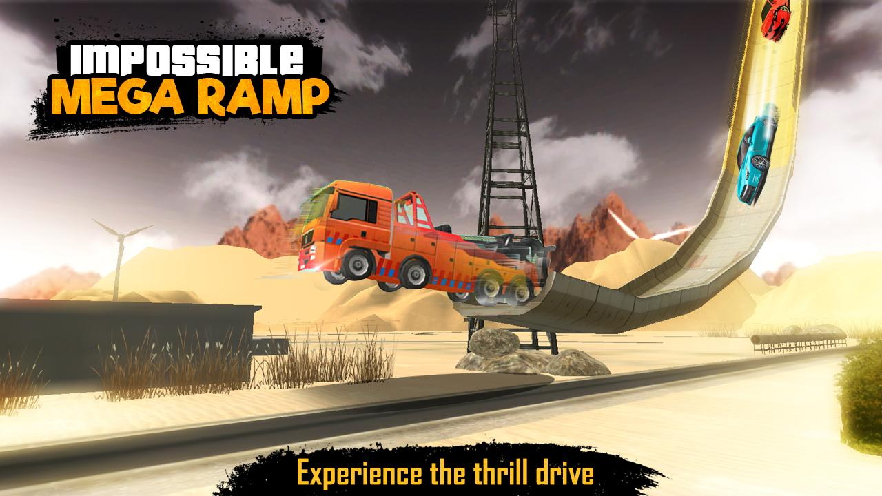 Impossible Mega Ramp 3D 1.2 Screen 1