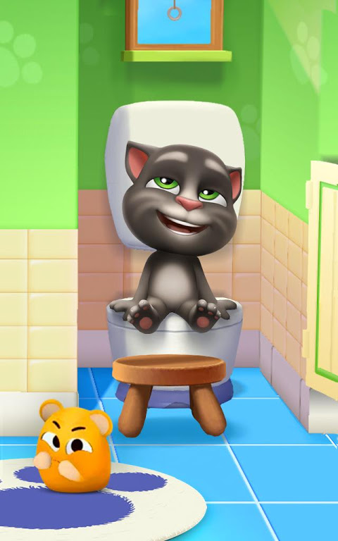 My Talking Tom 2 1.0.1337.1843 Screen 7