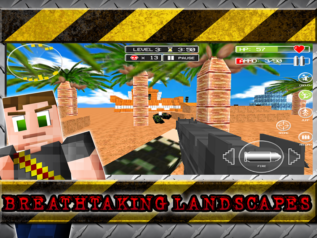 Android Hide N Seek Survival Craft Screen 7
