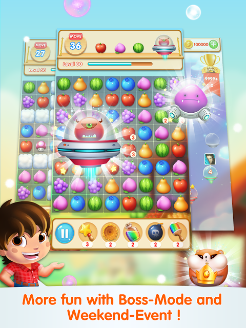 Android Fruit Blast Mania Screen 7