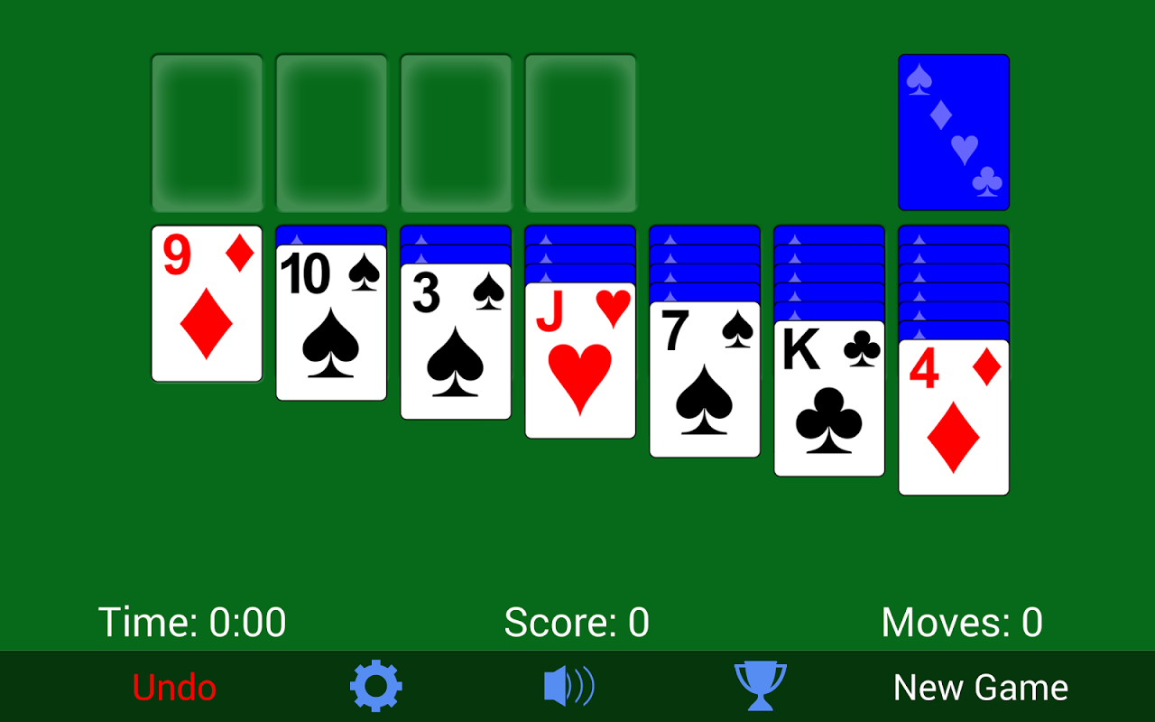 Solitaire 3.3.3 Screen 6