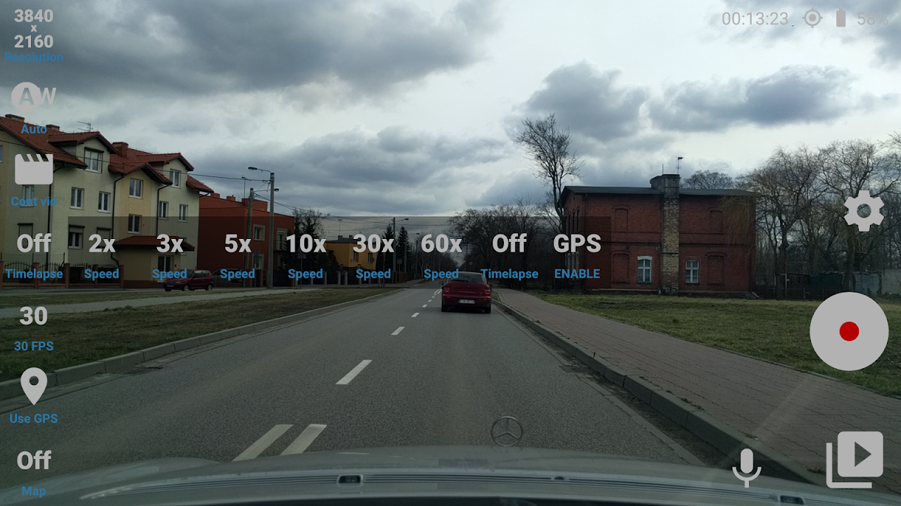 Android Car Camera Pro Screen 4