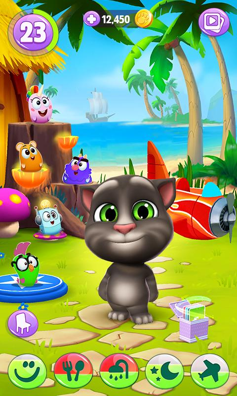 My Talking Tom 2 1.0.1337.1843 Screen 5