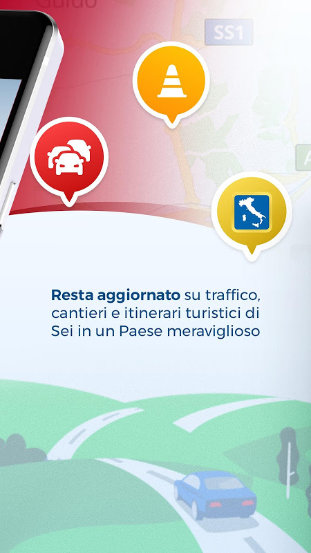 MY WAY Autostrade per l'Italia 3.0.2 Screen 2