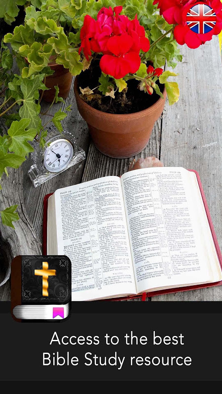 Android Study Bible free Screen 7