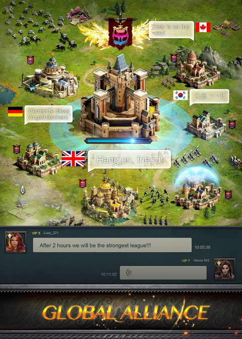 Clash of Queens: Light or Darkness 2.4.6 Screen 11