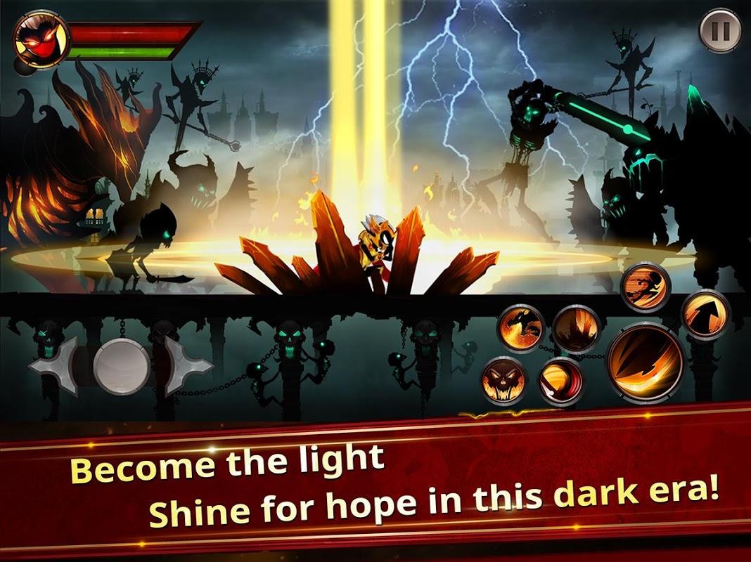 Stickman Legends - Ninja Hero: Knight, Shooter RPG 2.0.2 Screen 2