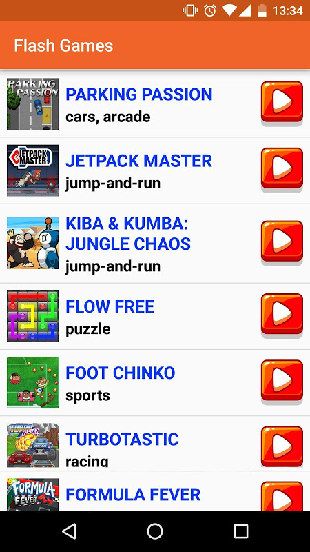 Android Best Games Ever Free 300-in-1 Screen 1